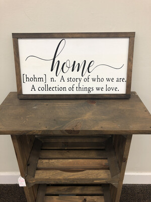 (124) Home-a story of who we are