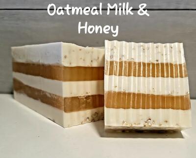 OM99 Oatmeal, Milk & Honey Soap