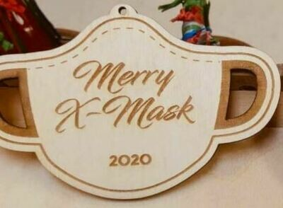 Mask Ornament