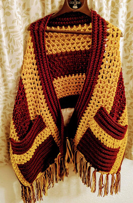 Harry Potter Shawl Pre-order