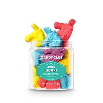 16 Candy Club Unicorns