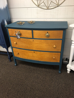 Antebellum Blue Dresser