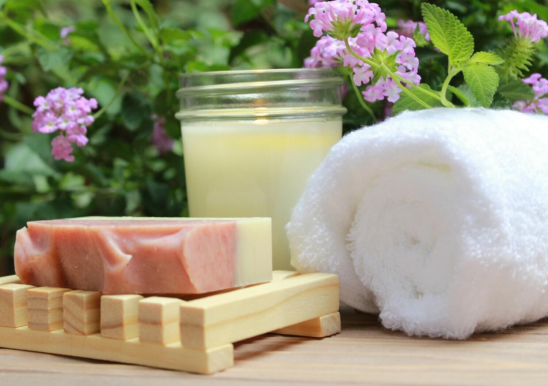 Soap Saver Natural Light