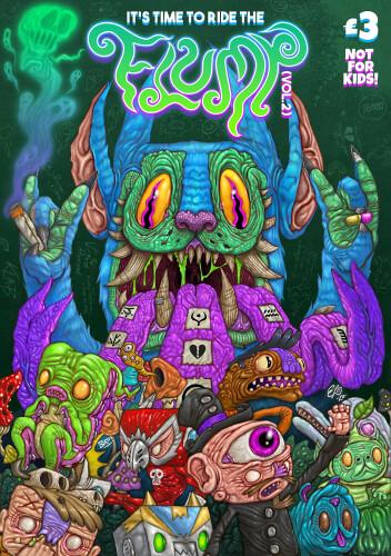 FLUMP Vol.2 (Digital Comic)