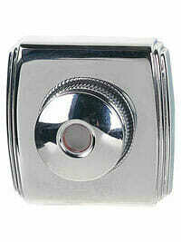 Von Morris Door Hardware Art Deco DoorBell-LARGE