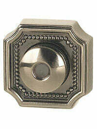 Von Morris Door Hardware Weave Doorbell-SMALL