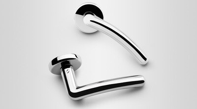 Colombo Design Door Lever SIRIO CD11NA-SINGLE DUMMY