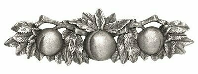 Notting Hill Cabinet Pull Georgia Peach Antique Pewter 5