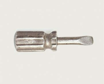 Emenee Decorative Cabinet Hardware Screwdriver 2-3/4