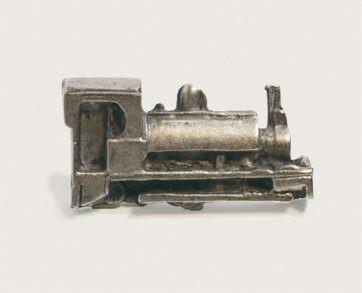 Emenee Decorative Cabinet Hardware Train Knob 2-3/8