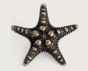Emenee Decorative Cabinet Hardware Sea Star 2-1/4