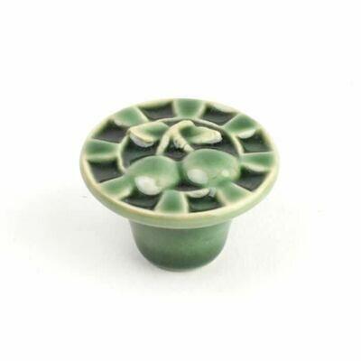 Century Cabinet Hardware Alps - Ceramic, 1-1/2