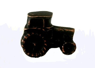 Buck Snort Lodge Decorative Hardware Cabinet Knob Tractor