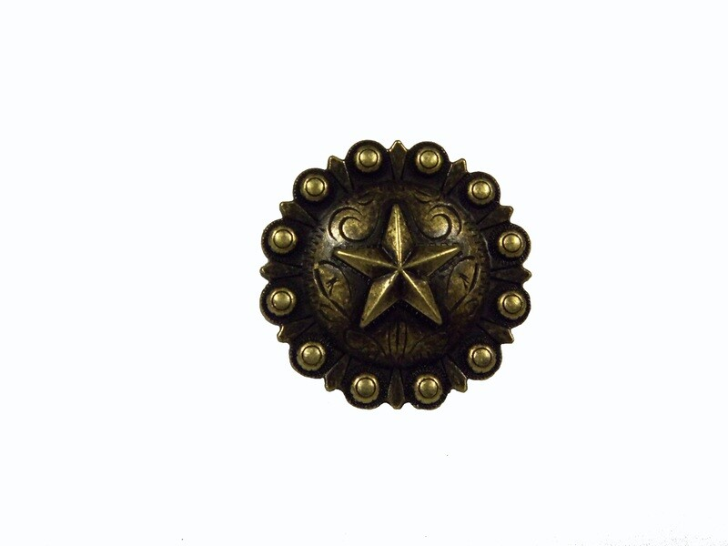 Buck Snort Lodge Decorative Hardware Cabinet Knobs and Pulls Berry Star