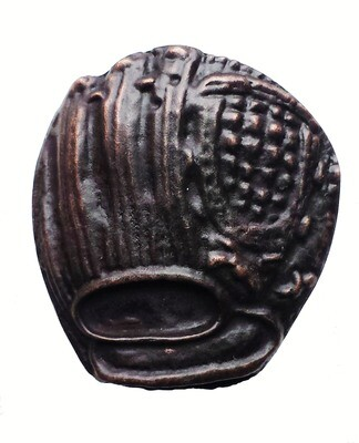 Buck Snort Lodge Decorative Hardware Cabinet Knob Baseball Glove