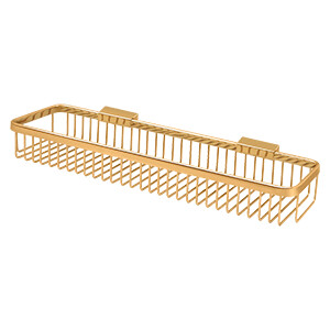 Deltana Architectural Hardware Bathroom Accessories Wire Basket, 18
