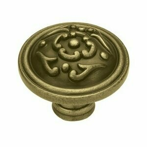 Liberty Hardware French Lace Cabinet Knob