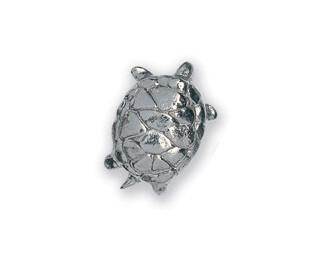Michael Aram Animal Series Nickel Turtle Cabinet Knob