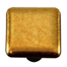 Hot Knobs Glass Cabinet Knob, Gold