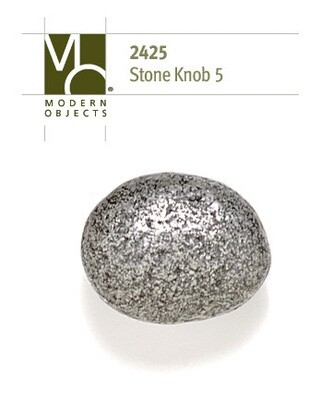 Modern Objects Designer HardwareStone 5 Cabinet Knob
