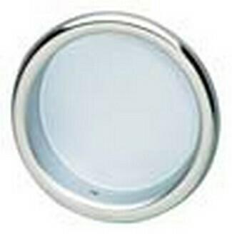 Hafele Cabinet Hardware, Mortise Pull, steel, nickel polished / matte