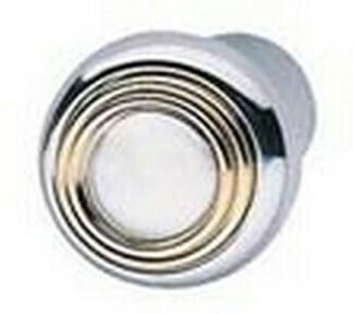 Hafele Cabinet Hardware, Flush Glass Door Handle, steel, matt, 79 x 7mm