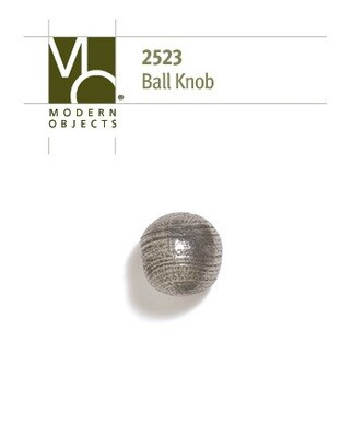 Modern Objects Designer Hardware Industrial Ball Cabinet Knob