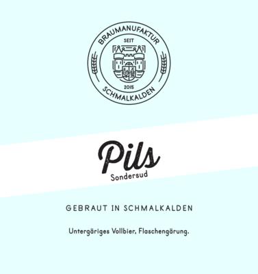 Pils 0,75 Liter