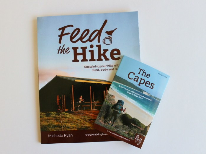 Feed the Hike + The Capes Book Bundle