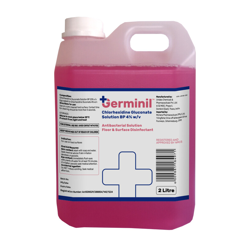 Germinil Disinfectant 2L