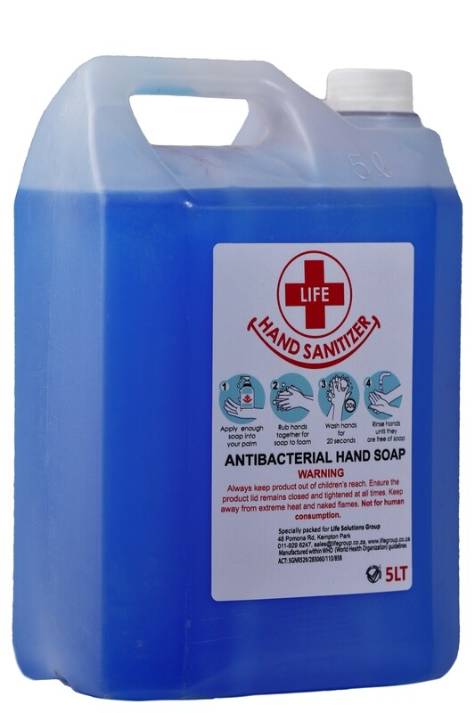 Anti-bacterial Hand Wash Soap 5L