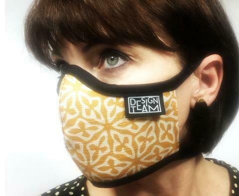 Design Team Mask - Seed Turmeric