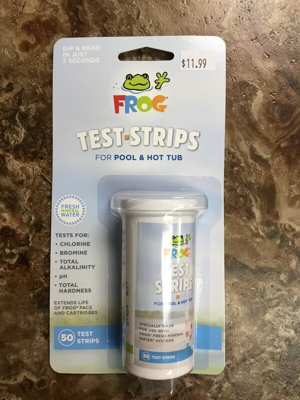 Frog Test Strips