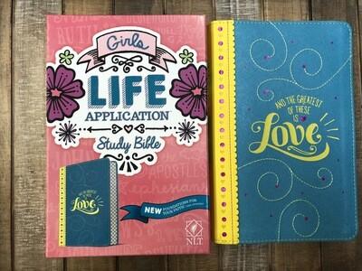 Girl Life App Study Bible NLT