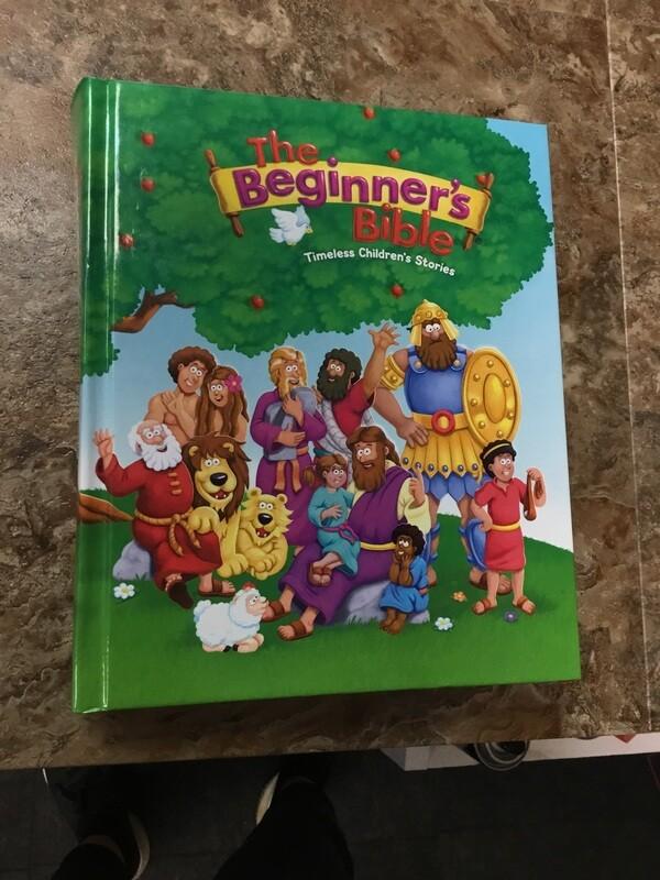 Beginners Bible - Span