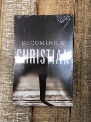 Becoming A Christian Tract