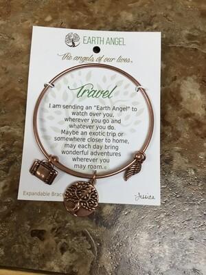 Travel Bracelet Copper
