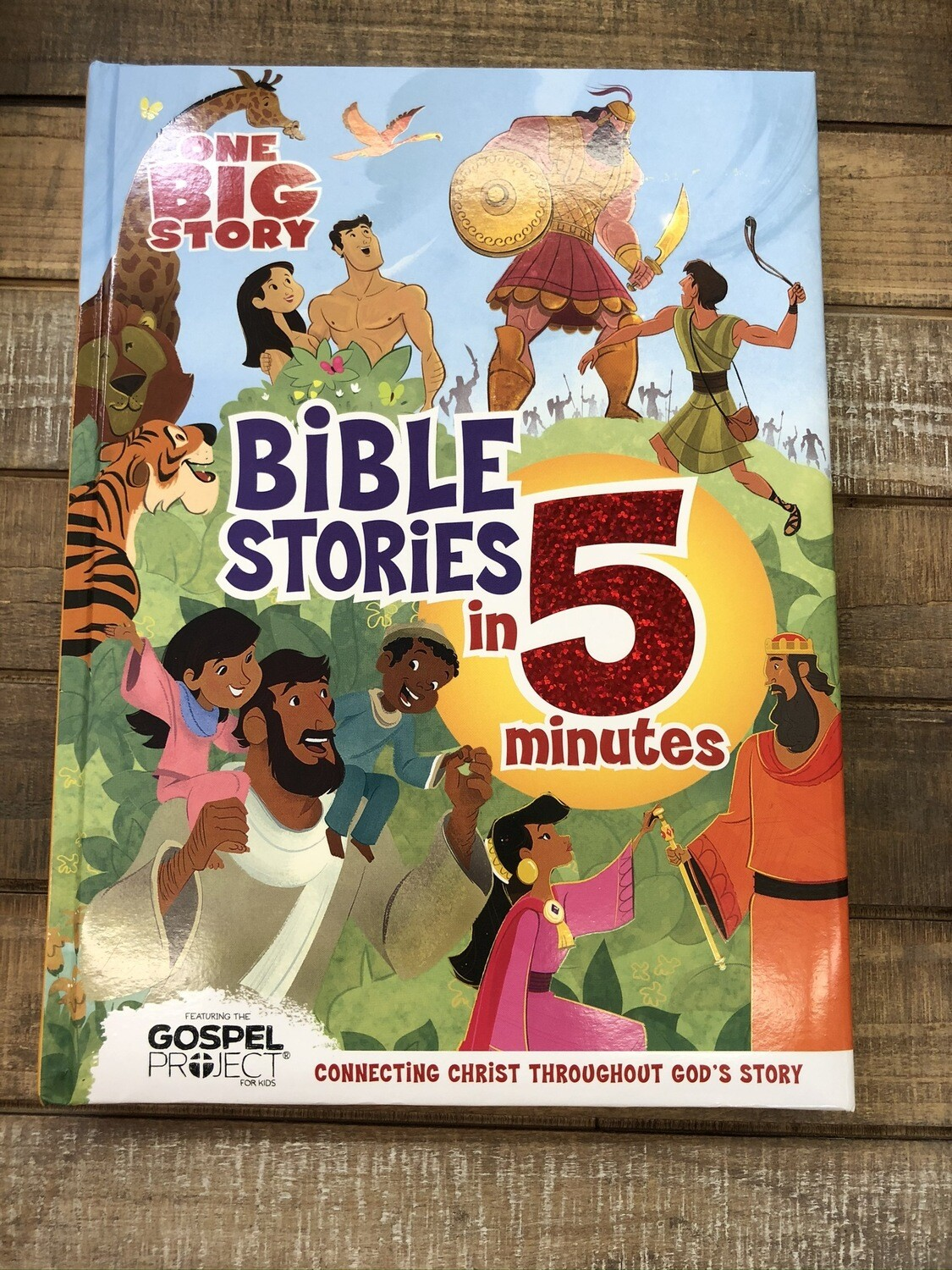 Bible Stories In 5 Minutes