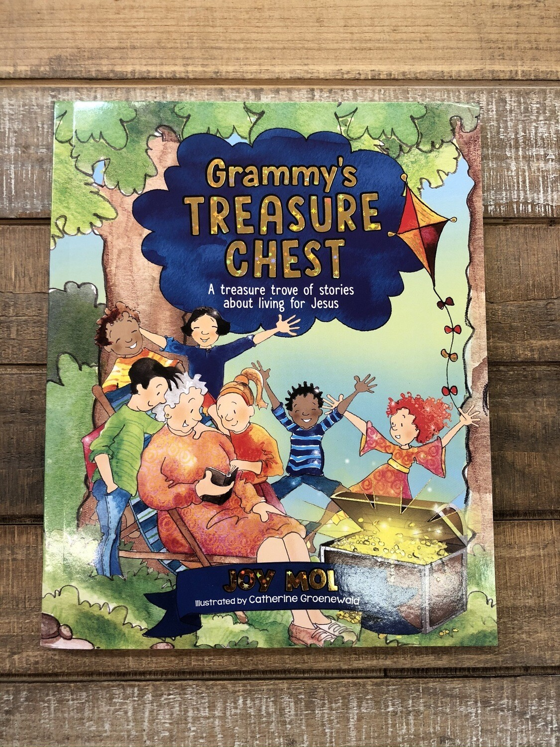 Grammy's Treasure Chest