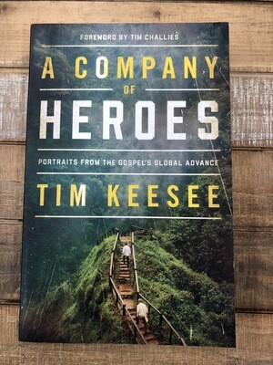 A Company Of Hero's Tim Keesee