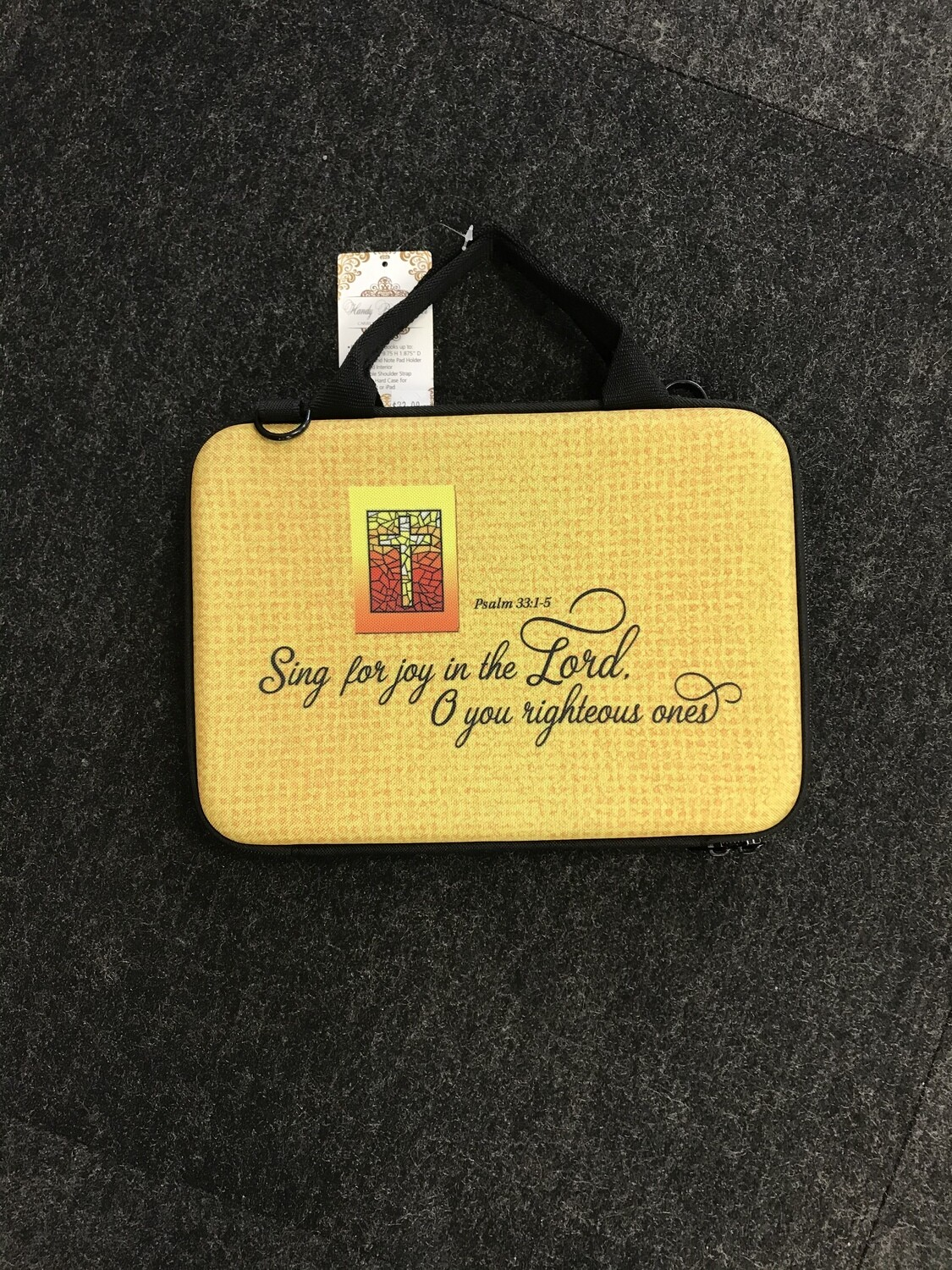 Sing for Joy Bible cover