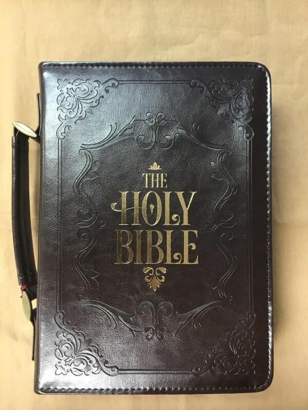 Large Holy Bible Case