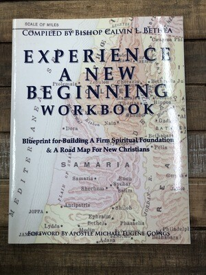 Experience A New Beginning Workbook