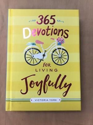 365 Devotions For Living Joyfully