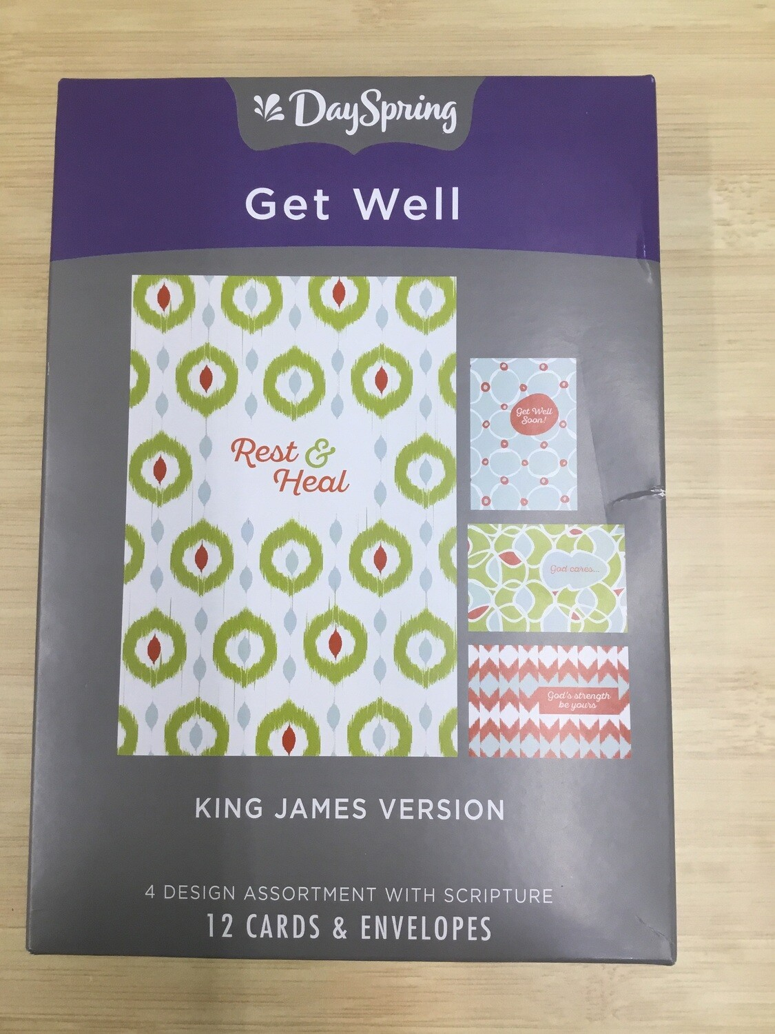 Get Well Patterns