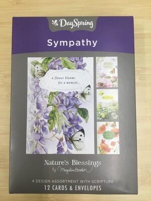 Sympathy Marjolein Bastin cards