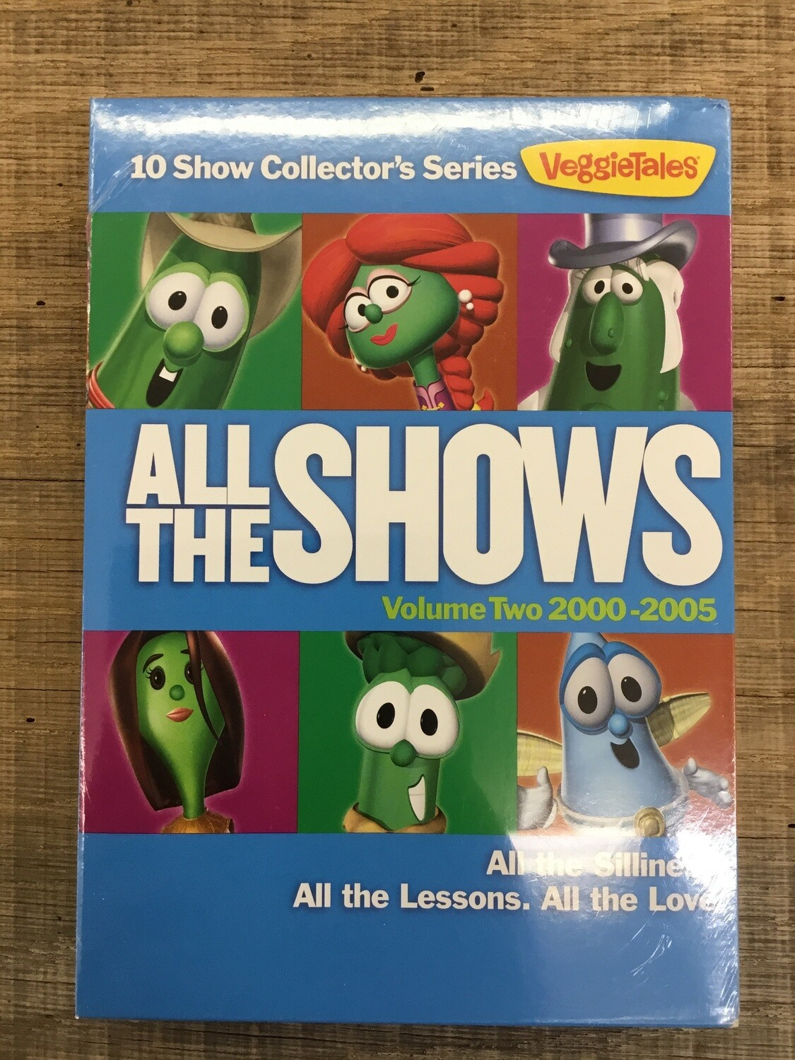 All the Shows Vol 2