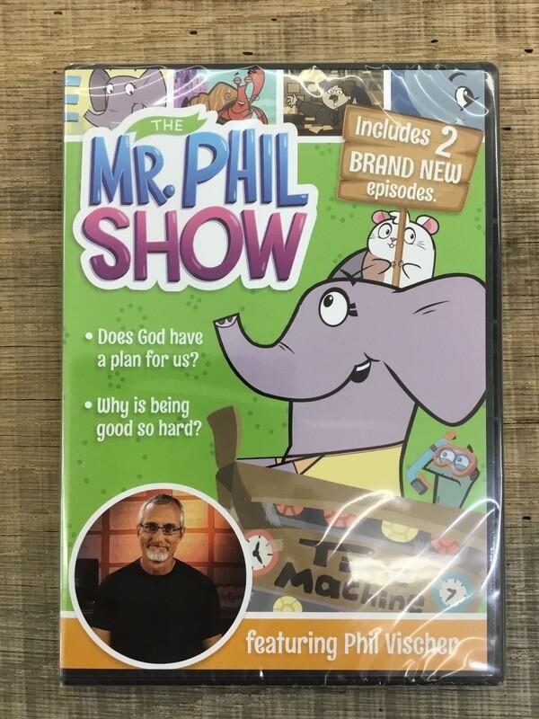 Mr Phil Vol 2