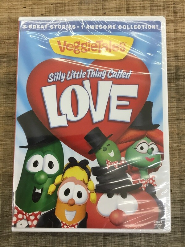 Silly Little Thing Called Love Veggie Tale Movie