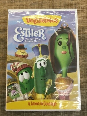 VeggieTales Esther DVD
